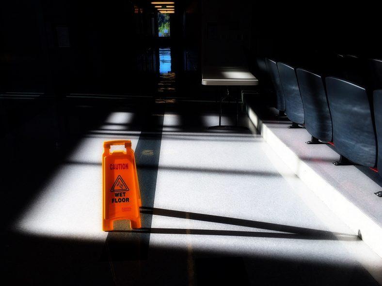 nettoyage sol aéroport